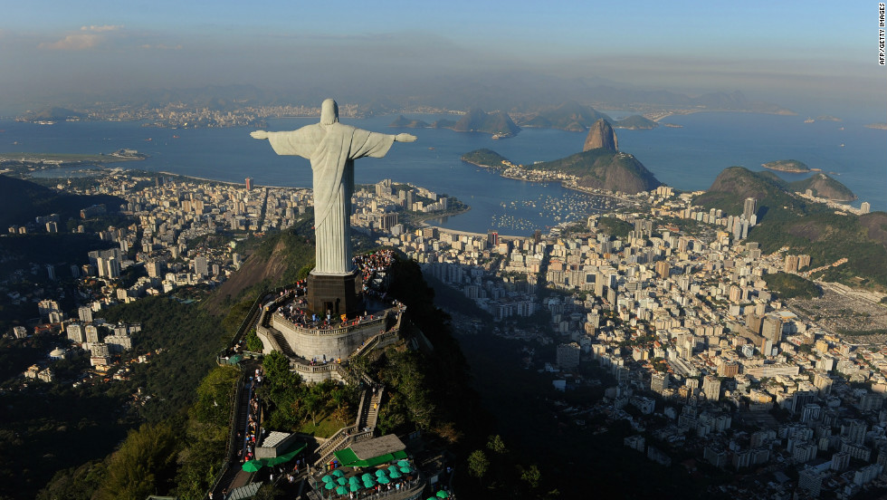Rio de Janeiro will host the United Nations conference on sustainable development from June 20-22.