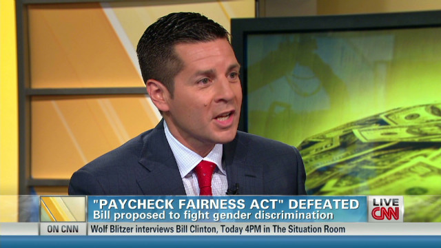 Politics of the Paycheck Fairness Act