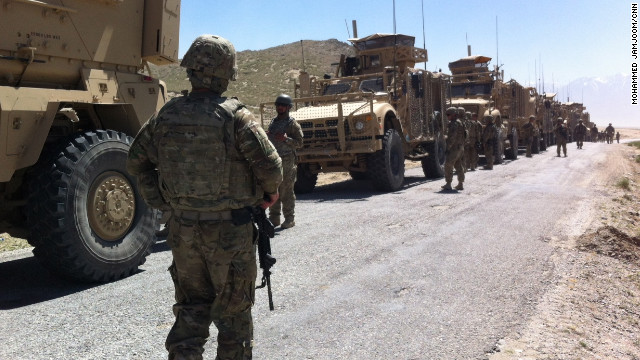 U.S. troop level options in Afghanistan