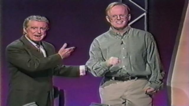 2006: CNN's game show guru