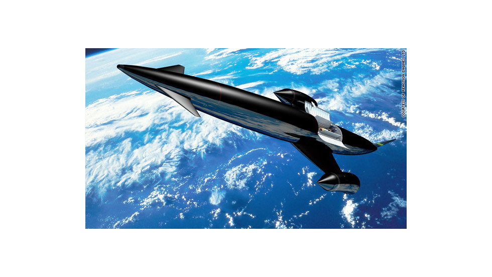 Designed by UK-based engineers Reaction Engines Ltd, the Skylon project is a radical idea for future space travel.