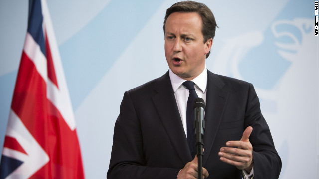 British Prime Minister David Cameron is scheduled to testify all day Thursday at the Leveson Inquiry.