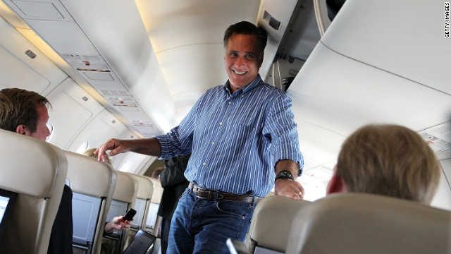 Mitt Romney has a way to go to erase his image as being more concerned with money than people, says Maria Cardona.