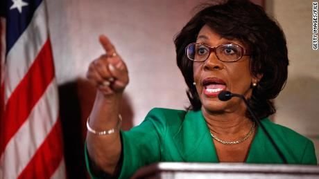 Maxine Waters is having a moment
