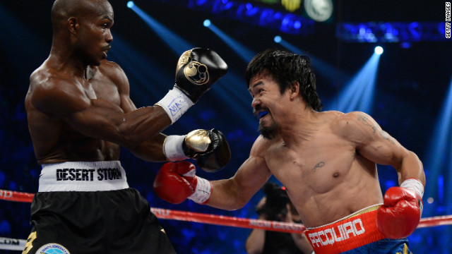Manny Pacquiao on boxing and politics