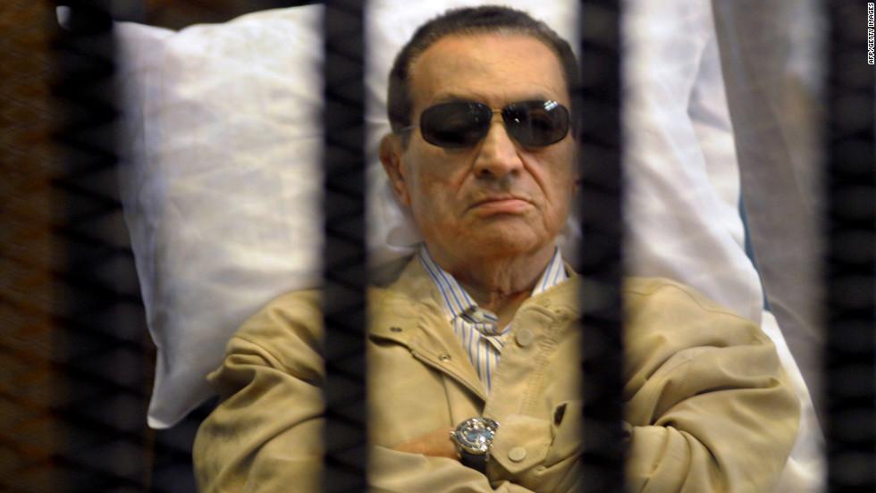 Resultado de imagen para Hosni Mubarak