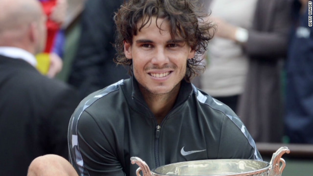 Nadal win secures tennis history