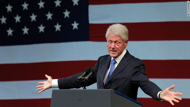 "Bill Clinton mastered the campaign of ""triangulation"" in 1996, Julian Zelizer says."