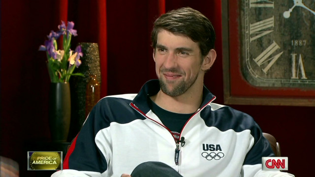 Pride of America: Michael Phelps