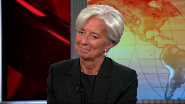 Lagarde: Merkel under great pressure