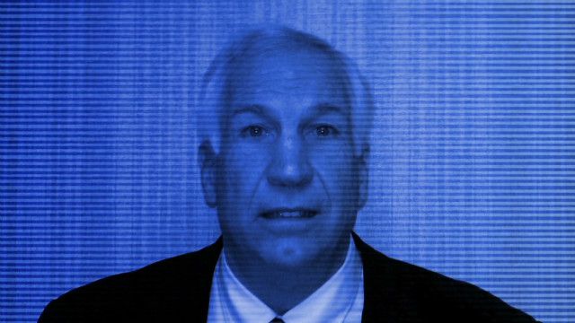 Sandusky's relationship with 'Victim 1'
