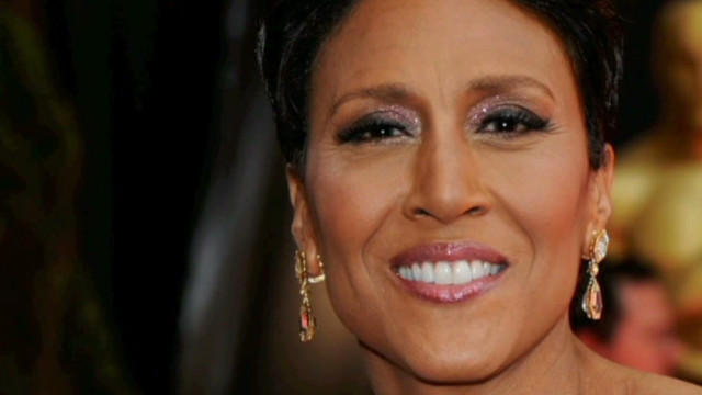 2009: Robin Roberts on her cancer