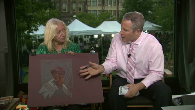 Artist 'felt terrible' for Victim 1