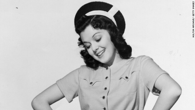 "Ann Rutherford is shown here in a still from ""Benefits Forgot"" or ""Of Human Hearts"" in 1938."