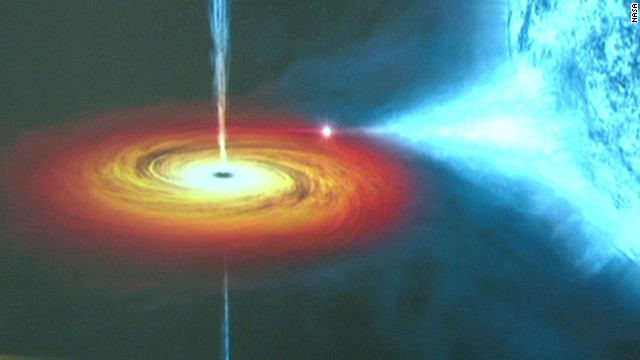 New telescope to illuminate black holes