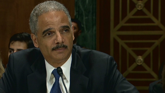 Holder at center of GOP fireworks
