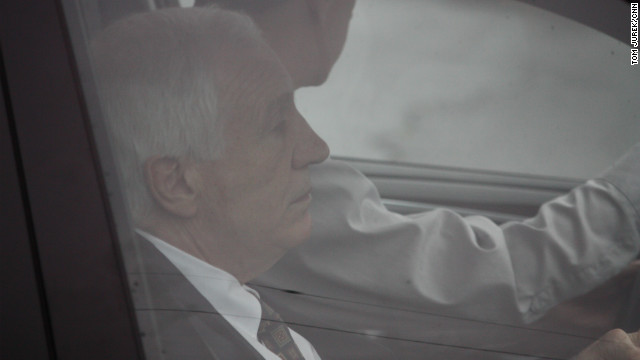 Graphic sexual testimony in Sandusky trial