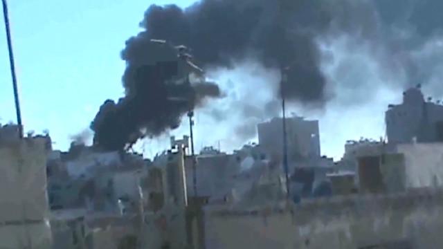 U.N.: Syria in full-scale civil war
