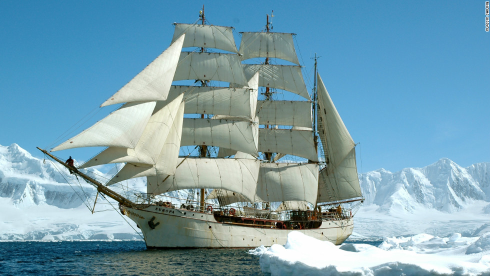 """Tall ship"" is the common term used for large sailing vessels with multiple tall masts, vast sails and long narrow hulls."