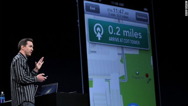 Apple previewed its new mobile operating system, iOS 6, at its developers conference in San Francisco last month.