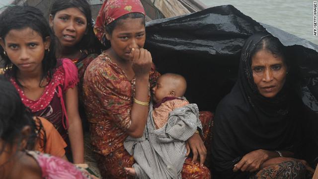 Sectarian violence testing Myanmar