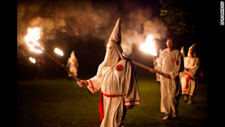 KKK Will Hold Parade Celebrating Trump's Presidential Victory