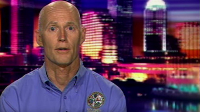 Gov. Scott: I can't let non-citizens vote