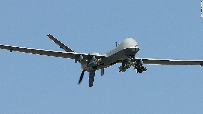 Drones playing key role in fight against ISIS