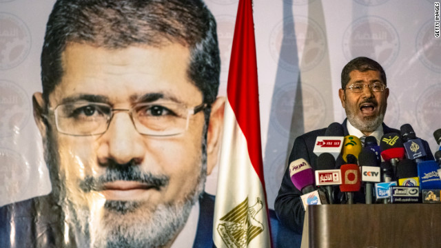 New leader for Egypt: What's next?