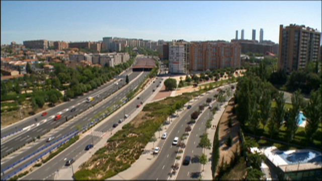 Spain's housing boom and bust