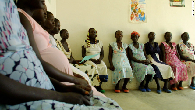 A campaign targeting mother-to-child HIV transmission is making significant progress, AIDS organizations say.