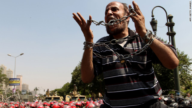 Is U.S. fiddling while Egypt burns?