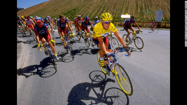 Cycling board: Armstrong has no place in sport