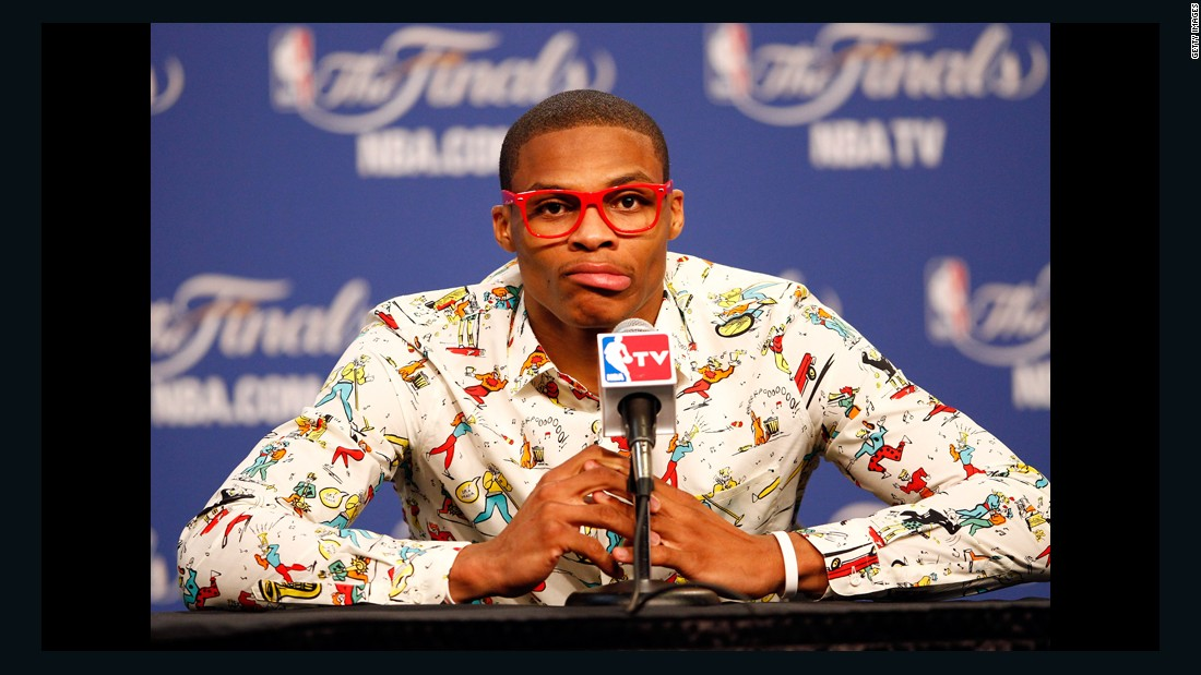 Without injured running mate Kevin Durant, Westbrook was only a game away from single-handedly willing Oklahoma City to the 2014-15 playoffs after a stellar season featuring 11 triple-doubles. A leading MVP candidate for 2016, Westbrook's contract escalates to $17.8 million next season, his last under contract. Look for him to benefit from a new collective bargaining agreement in 2017.