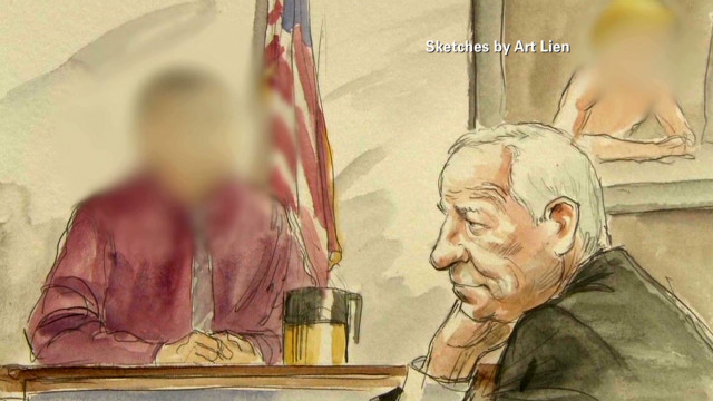 Sandusky accuser describes abuse