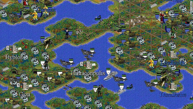 In This 10 Year Old 39 Civilization 39 Game