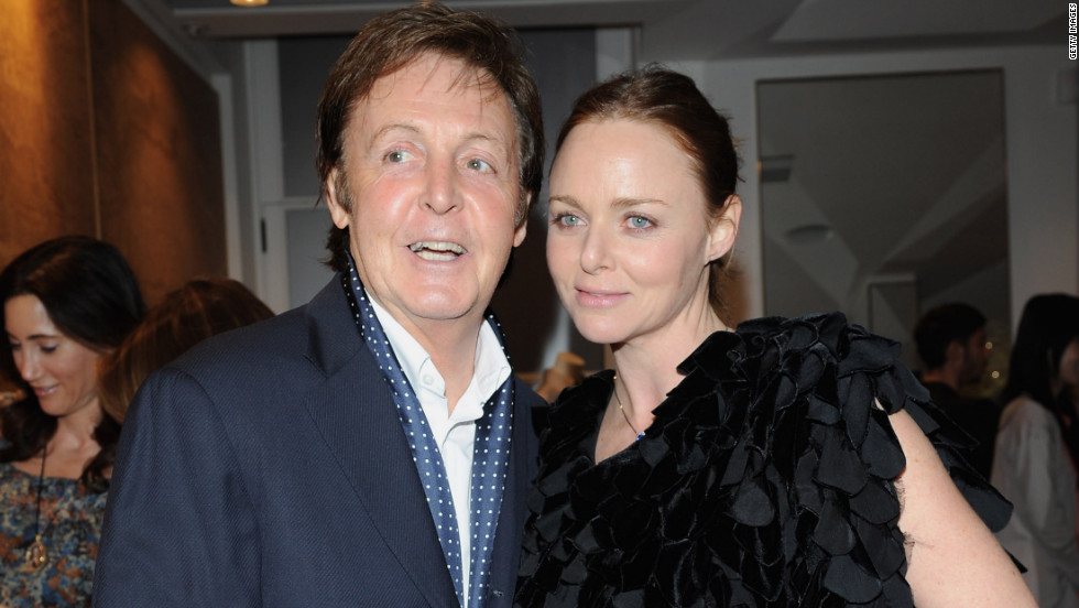 As the daughter of former Beatle Paul McCartney, one of the most influential musicians of all time, Stella McCartney's pedigree and talent have put her among the elite European fashion designers. Designing for the likes of Madonna, Annie Lennox and Gwyneth Paltrow and with shops in major cities across the world, the McCartney legacy lives on in a major way.