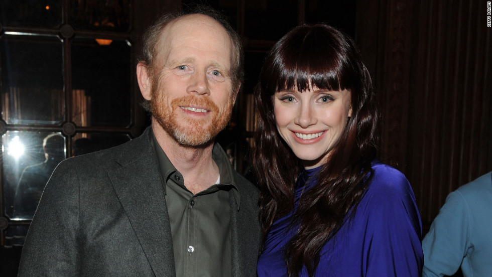 "Many child stars have a difficult time transitioning as adults. But the former Opie Taylor (on ""The Andy Griffith Show"") and Richie Cunningham (on ""Happy Days"") knew when to quit while he was ahead. As the director of hit movies such as ""Cocoon,"" and ""How The Grinch Stole Christmas,"" he's Hollywood royalty.  His eldest daughter, Bryce Dallas, is doing well for herself with memorable roles in flicks such as ""Twilight: Eclipse"" and ""The Help."""