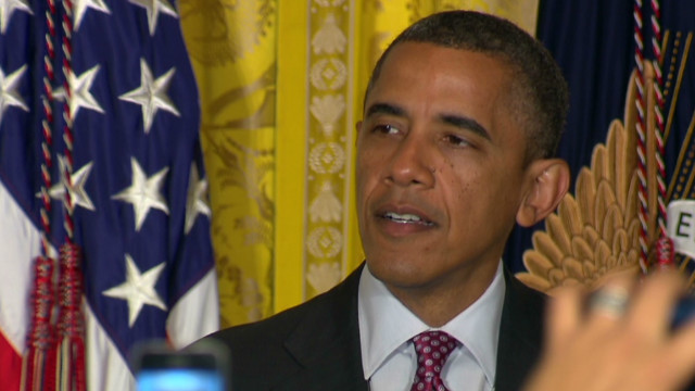Obama tells LGBT: 'We've stood resolute'