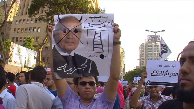 Egyptian: 'Revolution has long way to go'