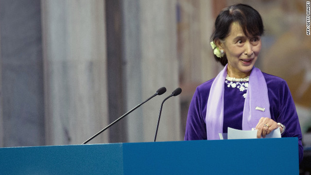 Suu Kyi appeals for help for refugees