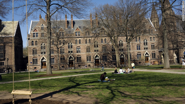 The U.S. Department of Education reached a settlement with Yale University on Friday over allegations of sexual harassment.