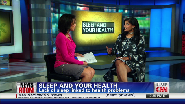 Sleep deprivation and your health