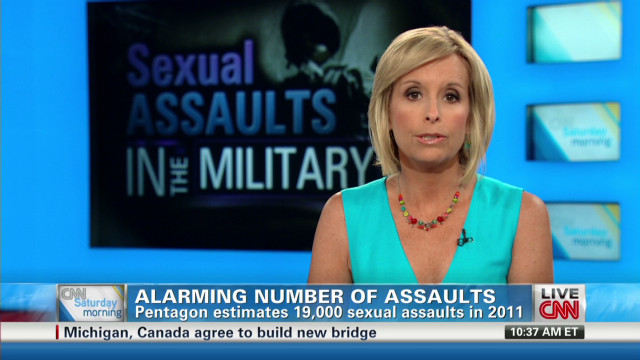 'Invisible War': Rapes in the military