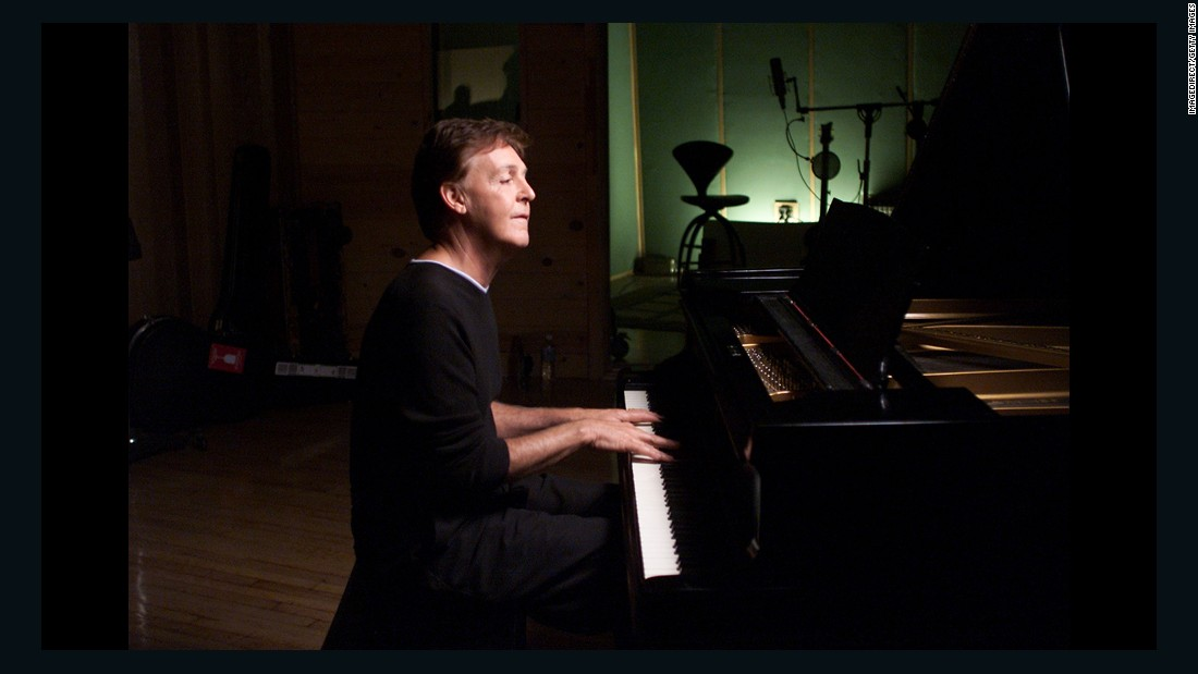 "McCartney records the song ""From a Lover to a Friend"" for his 2001 album ""Driving Rain.""  Following the September 11 terrorist attacks, he said all proceeds from the sales of the single would go to New York's fire and police departments."