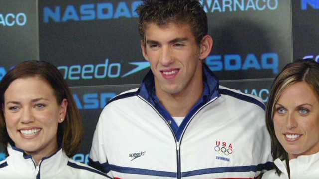Coughlin: I'm the female Michael Phelps
