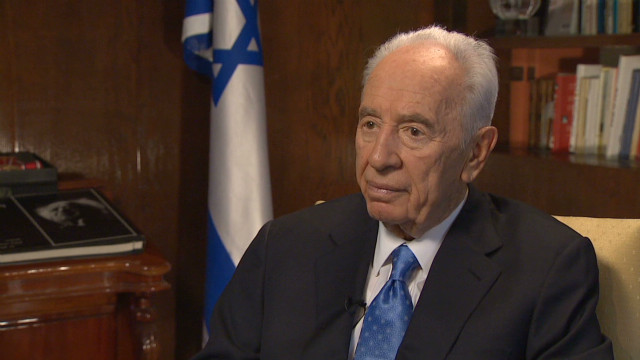Peres: Muslim Brotherhood must have plan