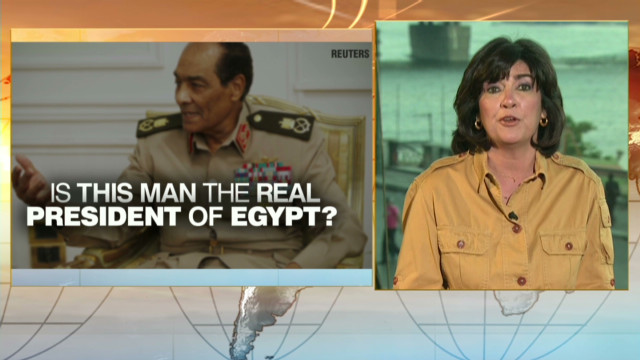 Who is the next president of Egypt?