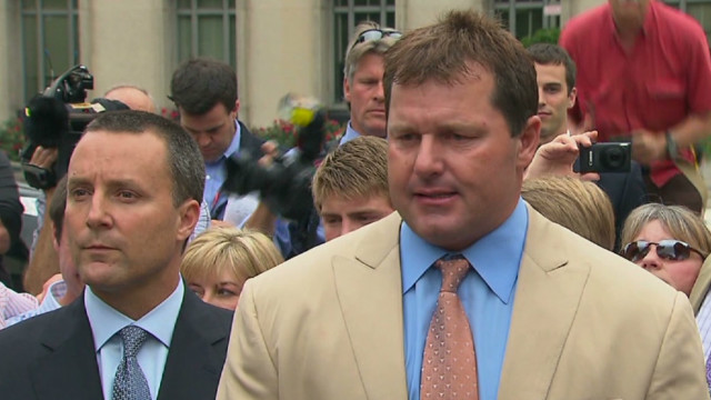 Clemens on verdict: Time to be thankful