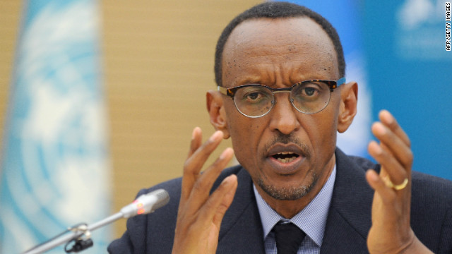 File photo of Rwanda President Paul Kagame, who said what the courts achieved went beyond expectations.